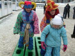 Командные лыжи